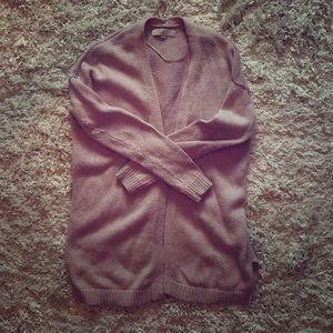 LOFT XS Pale Pink Sweater